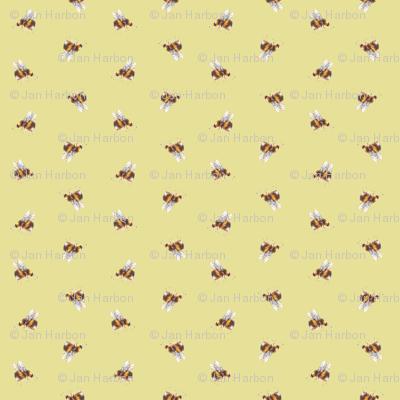 garden bees (green)