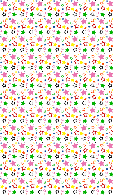 HarrietsAllStars fabric by tequila_diamonds on Spoonflower - custom fabric