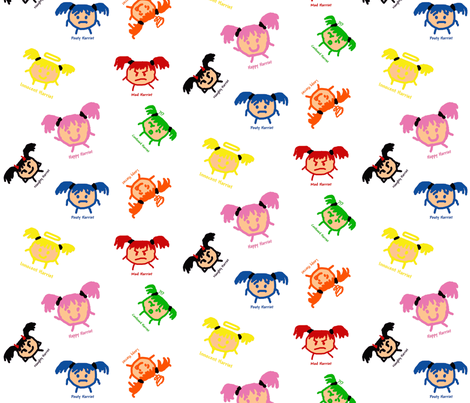 harriets fabric by tequila_diamonds on Spoonflower - custom fabric
