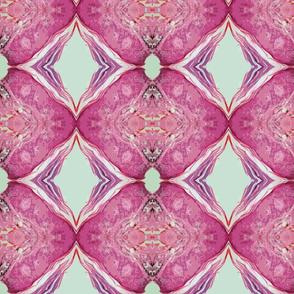 Baroque Medislide Lg - Magenta Dove
