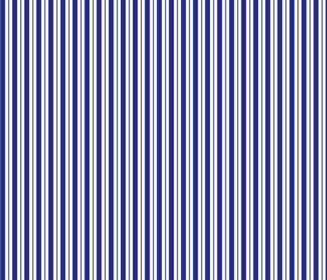reverse_navy_blue_stripes-ed-ed fabric by suemc on Spoonflower - custom fabric