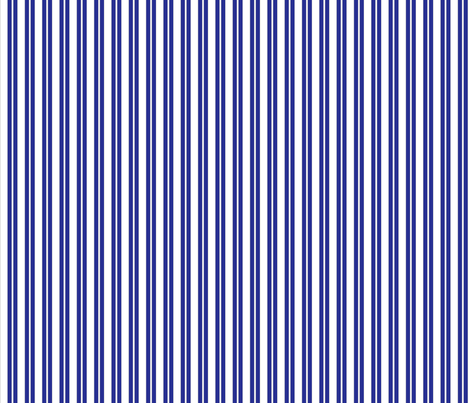 navy_blue_stripes-ed fabric by suemc on Spoonflower - custom fabric