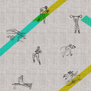 Vintage Olympic Games