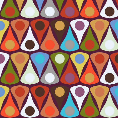 tordot fabric by scrummy on Spoonflower - custom fabric
