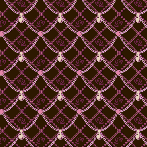 Jewel Collection fabric by eppiepeppercorn on Spoonflower - custom fabric