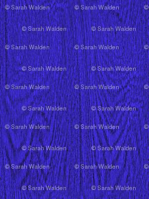 Blue Wood II