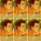 Chris Isaak by way of Mucha