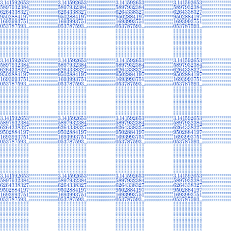 "blueberry pi - gingham (1"" check) fabric by weavingmajor on Spoonflower - custom fabric"