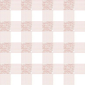 "apple pi gingham (1"" check)"