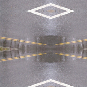 Roadway Mirage
