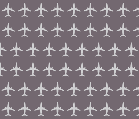 dark_grey_light_planes fabric by mysticalarts on Spoonflower - custom fabric