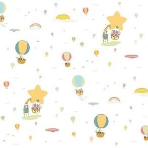 Star Balloon Ride