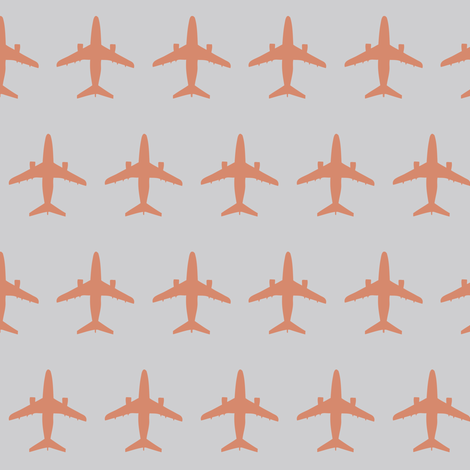 light_grey_terra_planes_small fabric by mysticalarts on Spoonflower - custom fabric