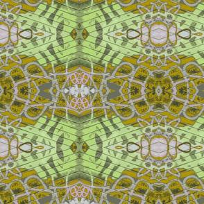 Granny's Faux Crochet Doilies