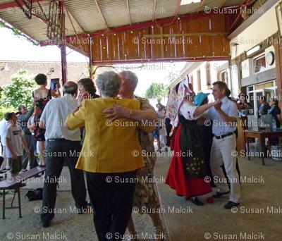 Alsatian Wedding Dance 2