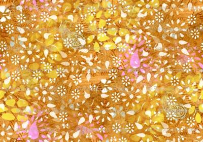 Forest floor (golden)