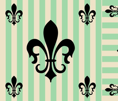 Rrrfleurdelisstripegreen_shop_preview