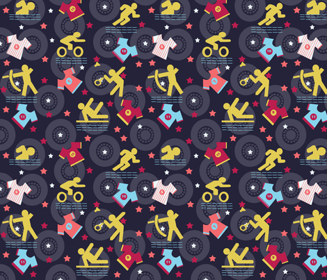 celebration fabric by vedanta on Spoonflower - custom fabric