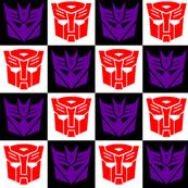Transformers Checkerboard