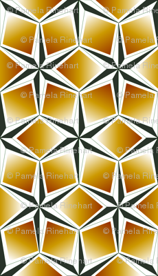 starquilt_-_charcoal_ombre gold