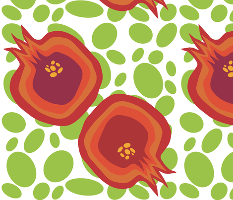 Pombig fabric by creative_cat on Spoonflower - custom fabric