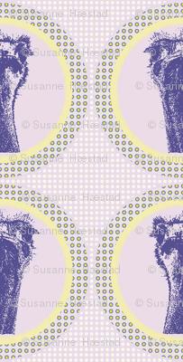Ostrich violet
