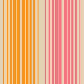 Linear in Purple Tangerine