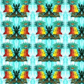 Sea_Anemone_Twins