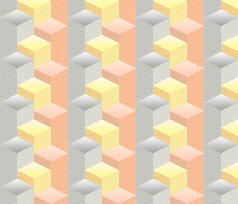 PODIUM-gold,silver,bronze fabric by pavlova_is on Spoonflower - custom fabric