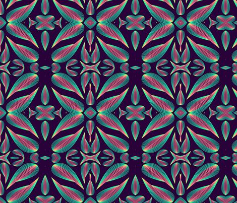 marzlene_beauty_2135 fabric by marzlene'z_eye_candy on Spoonflower - custom fabric