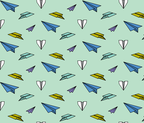 Child's Play fabric by holly_helgeson on Spoonflower - custom fabric