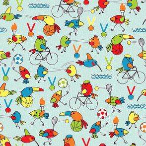 Birdlympics!