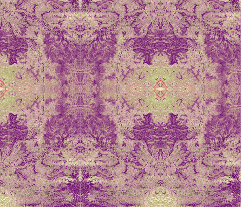 Psychadelic Map Print fabric by breet on Spoonflower - custom fabric