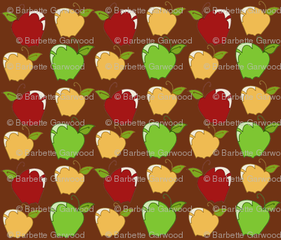 AppleSnaps i Brown