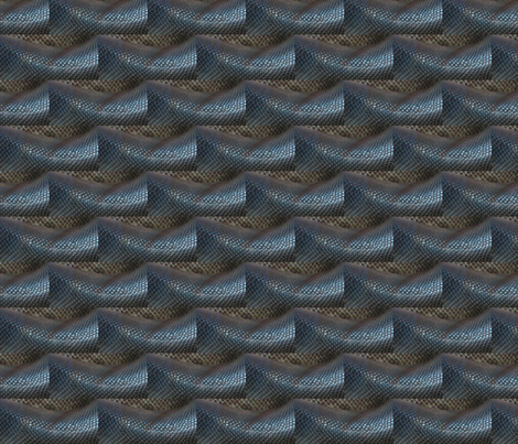 Snake Skin Brown fabric by pimtquilter on Spoonflower - custom fabric