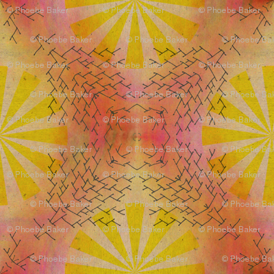 Star Rays Five
