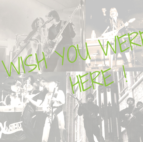 wish you were here! #2