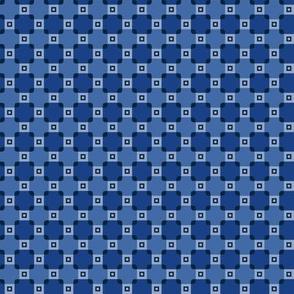 Squares (Blue/Violet)