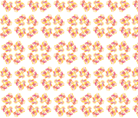 Amapolas Bunch fabric by gemmacreativa on Spoonflower - custom fabric