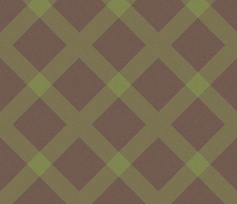 Trellis - Light Green fabric by owlandchickadee on Spoonflower - custom fabric