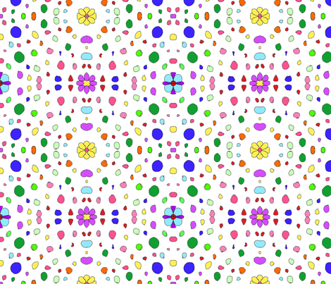 Colorful Fun fabric by sewbiznes on Spoonflower - custom fabric