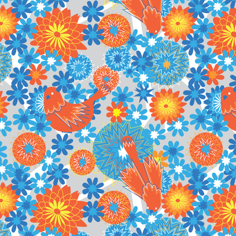 Eliza fabric by gantpants on Spoonflower - custom fabric