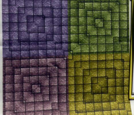 Quilt - Square - Rainbow