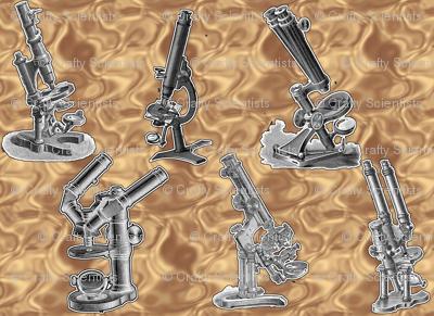microscope brown