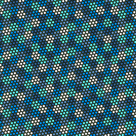 dots upon dots fabric by glimmericks on Spoonflower - custom fabric