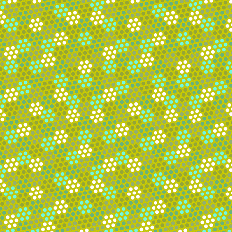 dots_upon_dots_7 fabric by glimmericks on Spoonflower - custom fabric