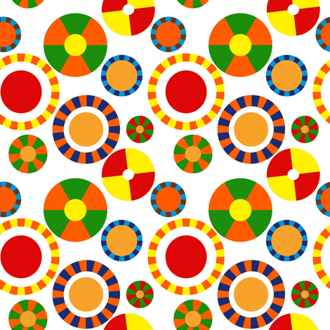 Chicklet Circles