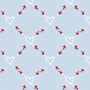 Little Toy Airplanes & Hearts In The Sky