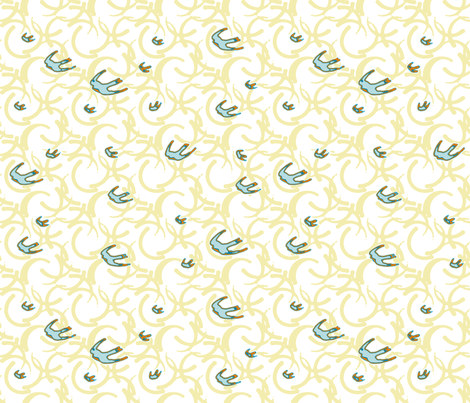 Tail wind fabric by keweenawchris on Spoonflower - custom fabric