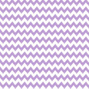 Zig Zag Terrain in Lavender